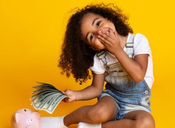 摩根大通推出带有借记卡的儿童银行账户