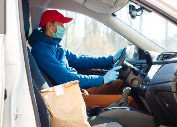 Lyft与Grubhub的交易对Uber的食品配送挑战