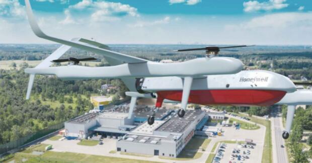 霍尼韦尔收购Ballard Power的无人机部门