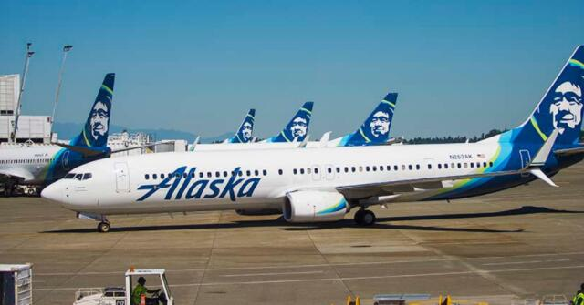 微软作为气候承诺的一部分为阿拉斯加航空购买替代燃料