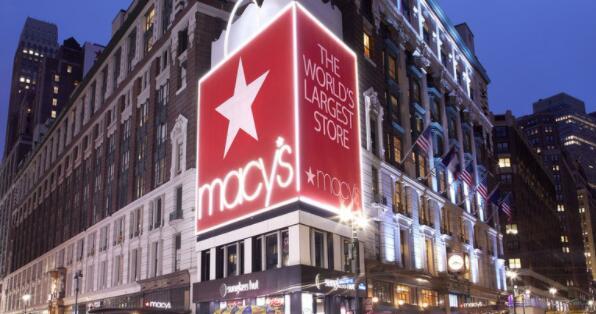 更多梅西百货商店可能在假期里一片漆黑 这是一件好事
