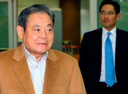 企业家李健熙去世后三星的继任问题迫在眉睫
