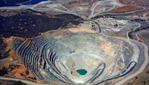 今天的Taseko矿井钻了7% 铜生产商以及金属价格今年以来一直在下跌