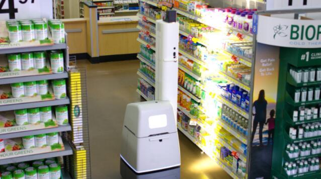 沃尔玛结束长期机器人库存项目