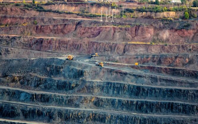北朝今朝的矿物库存下降了22%
