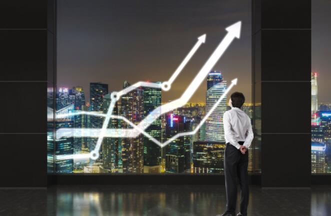 贸易台因广告收入增加而爆炸式增长