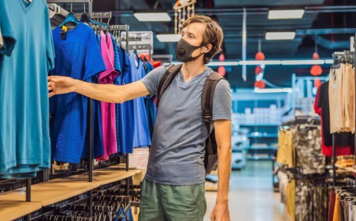 今天服装库存暴涨 疫苗的希望增加了这些服装零售商的份额