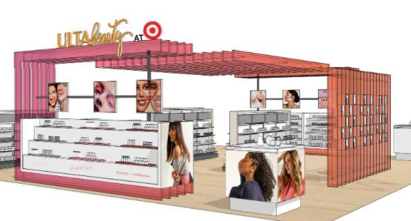 化妆品零售商的股票是与Target合作获得的