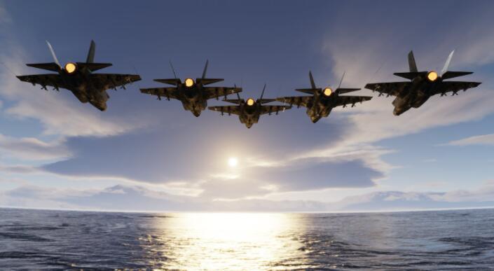 美国政府批准首次向阿联酋出售武装无人机和F-35战斗机