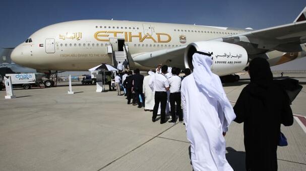 阿联酋酋长国阿提哈德利用以色列发展新业务