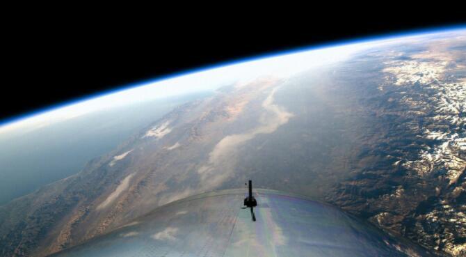 维珍银河因当前局势而导致太空飞行延误了6%
