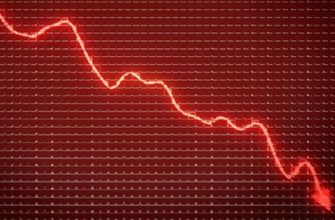 为什么借贷树的股票在周二下跌了10%