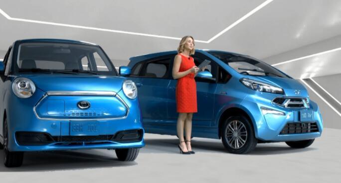 德克萨斯州刚刚为Kandi电动汽车创造了5500万美元的市场机会