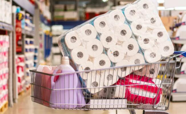 人们再次惊慌地购买厕纸 这就是为什么