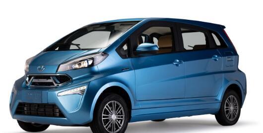 在该公司决定筹集资金后这家中国电动汽车制造商的股票得到喘息