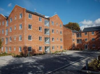 80%的买家使用H2B在伍斯特购买价值100万英镑的公寓