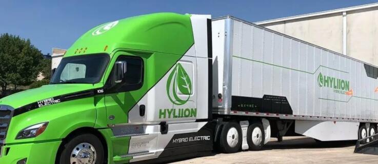崩溃后您应该购买Hyliion股票吗