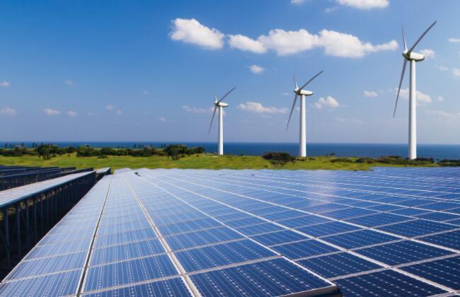 这一以可再生能源为重点的房地产投资信托基金的股价已上涨71%