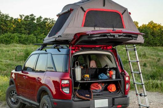 新款福特Bronco Sport的越野性能和舒适性可能具有广泛的吸引力