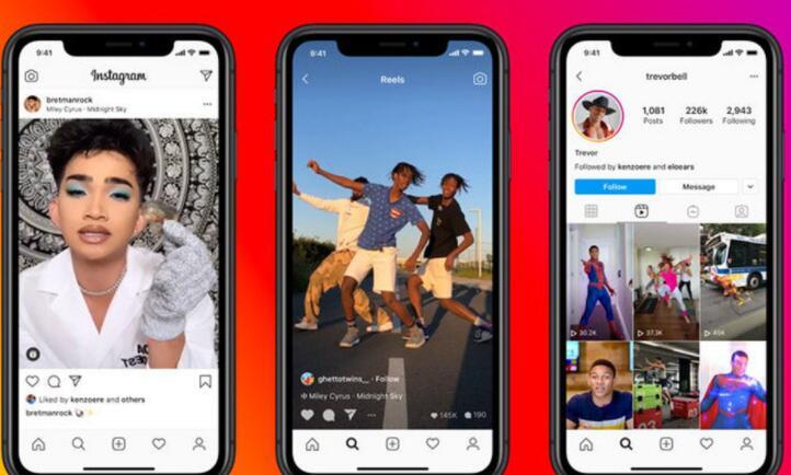 Instagram正在为其具有四个月历史的Reels产品添加购物功能