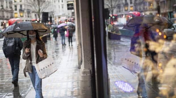 英国零售商将迎来丰盛的假日购物季但大不相同