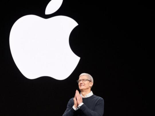 苹果股价今天攀升 泰坦计划向前冲锋