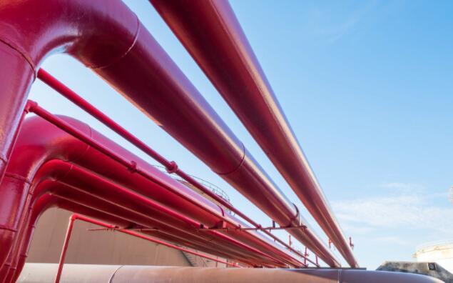 这家石油管道公司的收益率为8.2%当然看起来很有吸引力