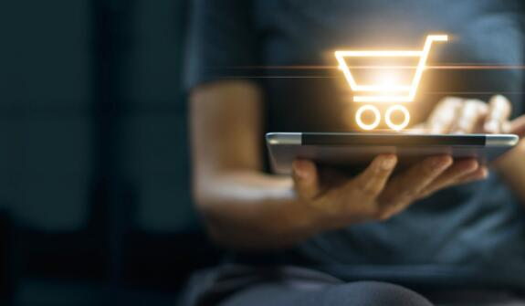 科技零售商正处于零售业的一个有利位置
