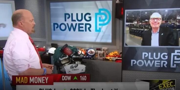 在转向可再生能源的过程中Plug Power Stock是赢家