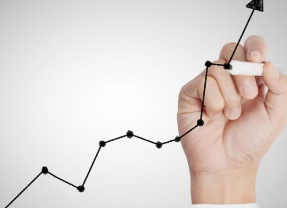 该公司终于显示出一些令人鼓舞的收入增长迹象