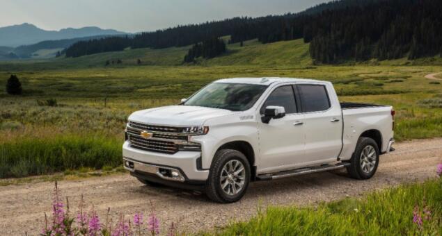通用汽车去年在全尺寸卡车市场上取得了巨大的卷土重来