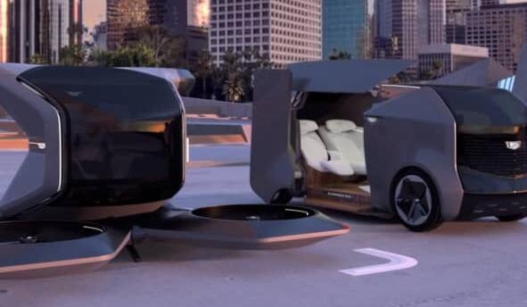 通用汽车股价创下历史新高因为汽车制造商展示了电动货车并涉足飞行汽车
