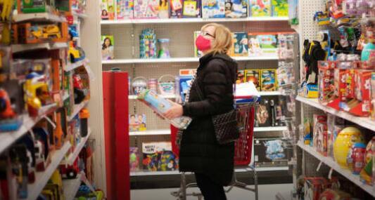 由于保持了其当前局势的收益 Target在假日期间的同店销售额增长了17%