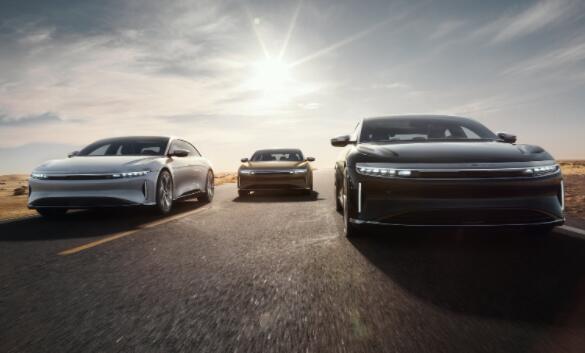有更多迹象表明SPAC将与豪华电动汽车制造商Lucid Motors合并