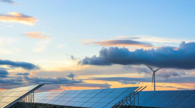 太阳能股周二上涨 今天太阳照耀着太阳能产业