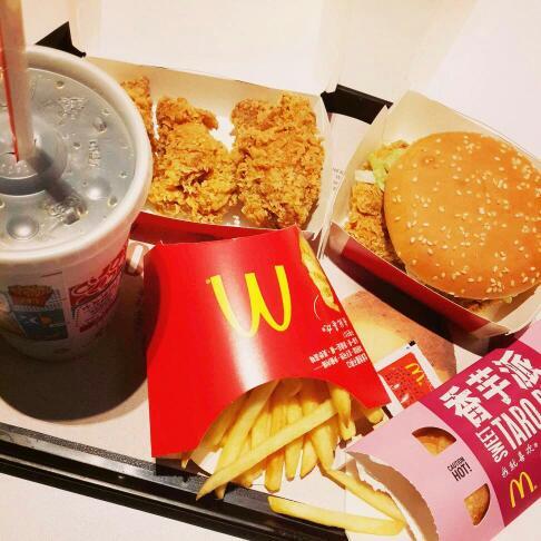 麦当劳开始对其McPlant Burger进行欧洲测试