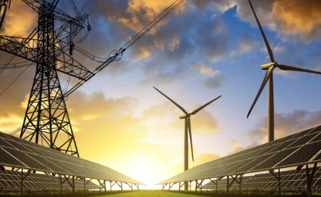 绿色能源股周五飙升 美国刚刚重新加入了巴黎气候协定
