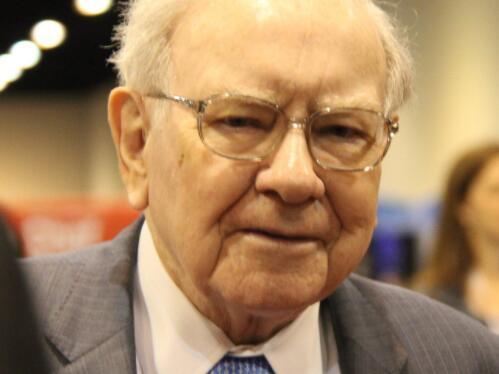 沃伦·巴菲特刚卖出了他的辉瑞股票