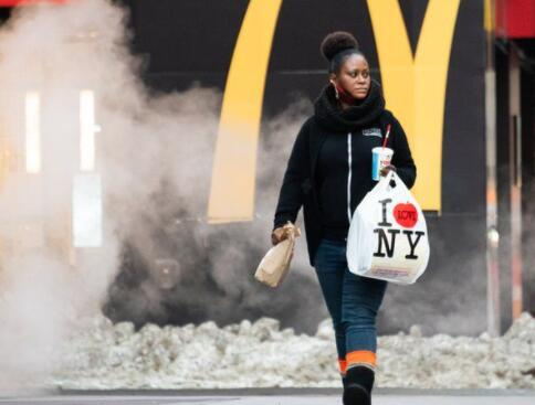 麦当劳希望到2030年实现性别均等