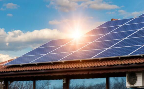 较高的利率一直打击太阳能股