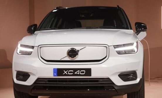沃尔沃表示到2030年将实现全电动并在线销售汽车