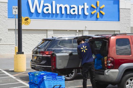 沃尔玛表示将通过增加3500亿美元的业务来支持美国制造商