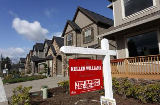 美国房地产市场火爆助推了房主权益的上升