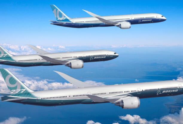 波音公司在三月份分享航班