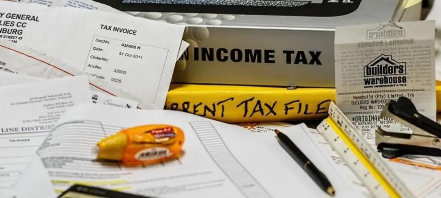 为什么未显示我的修改后的纳税申报单