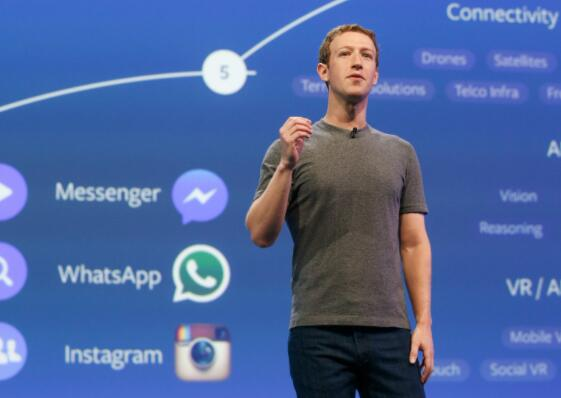脸书股票正在悄然创下新高而且可能会更高