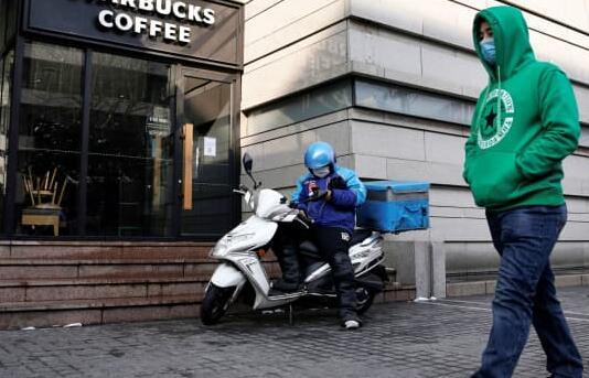 星巴克面临来自中国本土饮料品牌的更多竞争 中国是美国以外最大的市场