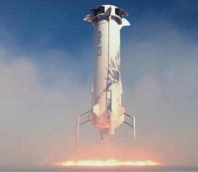 杰夫·贝佐斯的蓝色起源即将开始销售其太空旅游火箭的乘车票