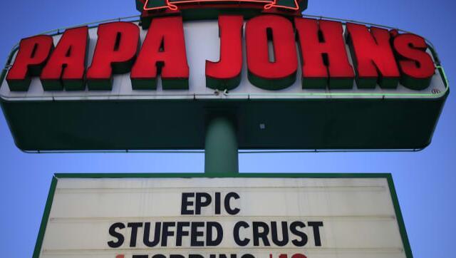 约翰·帕帕·约翰的收入超出了预期 因为当前局势后比萨的需求仍然强劲