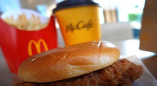 麦当劳提高公司自营餐厅的每小时工资